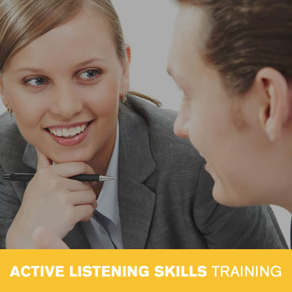 Online Active Listening Skills Training