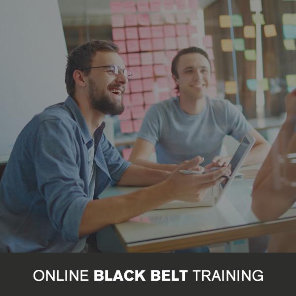 Online Lean Six Sigma Black Belt