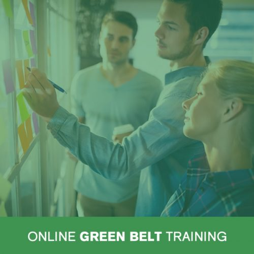Online Lean Six Sigma Green Belt