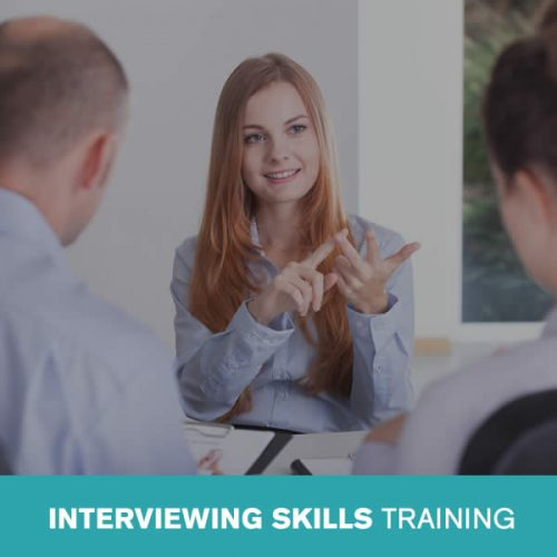 Online Interviewing Skills Training