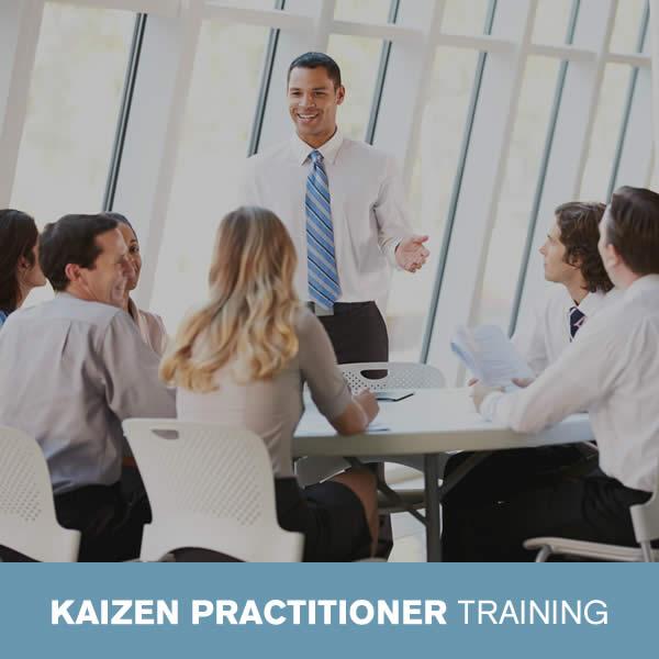 Online Kaizen Practitioner Training