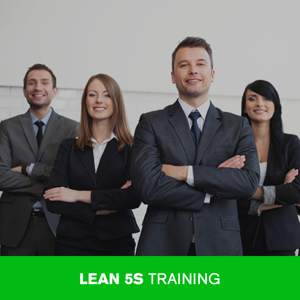 Online Lean 5S Training
