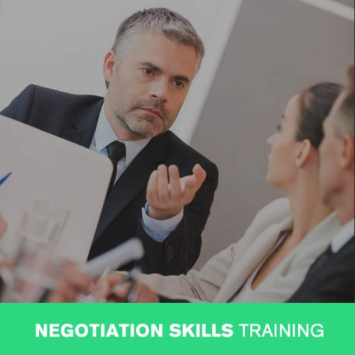 Online Negotiation Skills Training