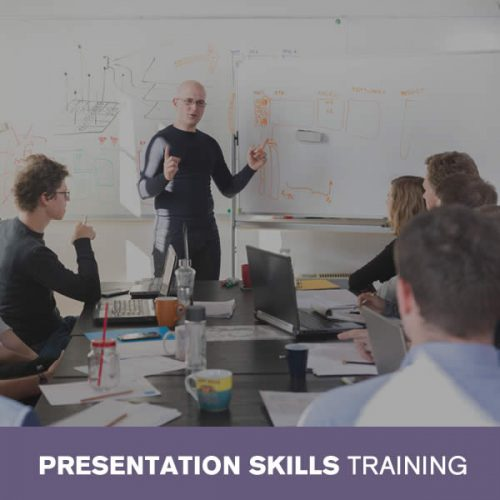 Online Presentation Skills Training