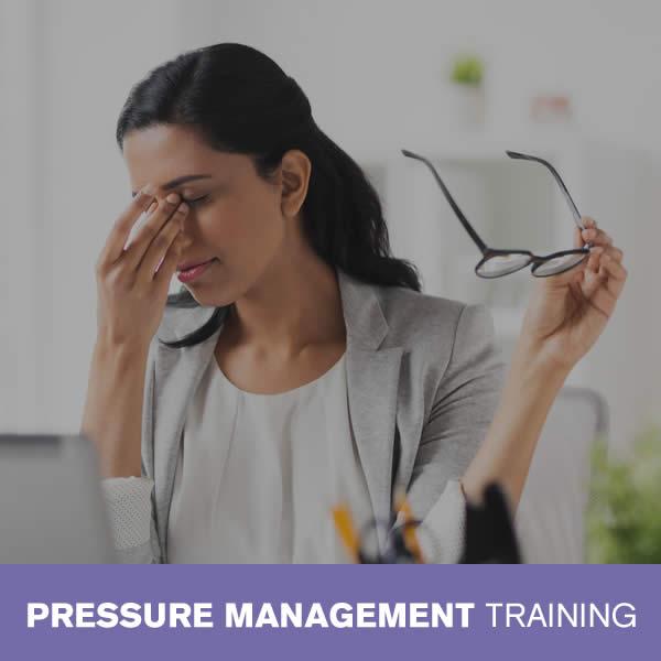 Online Pressure Management Training