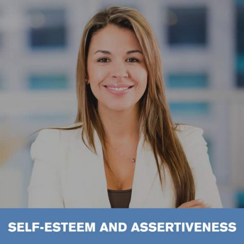 Online Self-Esteem and Assertiveness Training