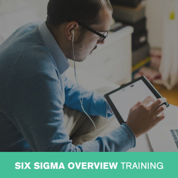 Six Sigma Overview Course