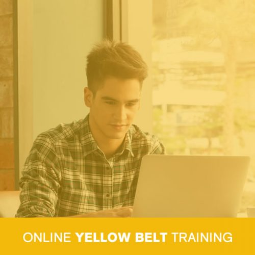 Online Lean Six Sigma Yellow Belt