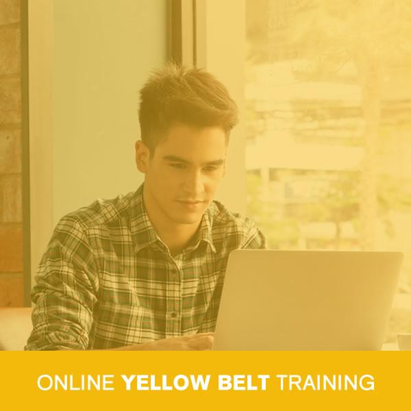 Online Lean Six Sigma Yellow Belt